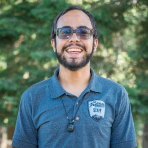 Luis Bonilla, Assistant Ropes Director