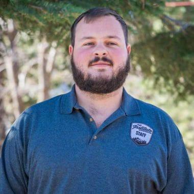 Ben Waterhouse, Program Coordinator