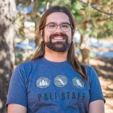 Brent, Pali Institute Instructor