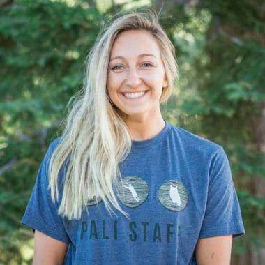 Callie, Pali Institute Instructor