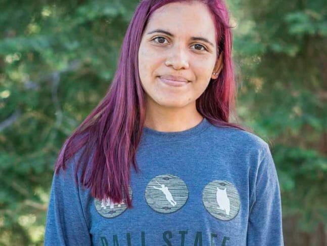 Gabby, Pali Institute Instructor