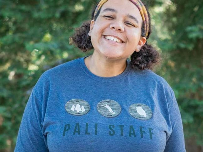 Kalee, Pali Institute Instructor