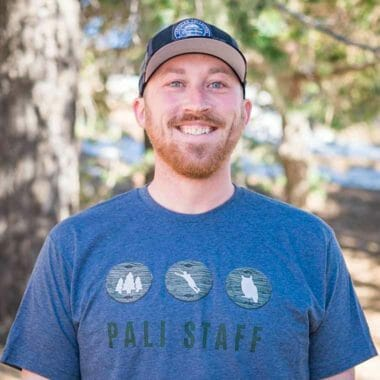 Ryan, Pali Institute Instructor