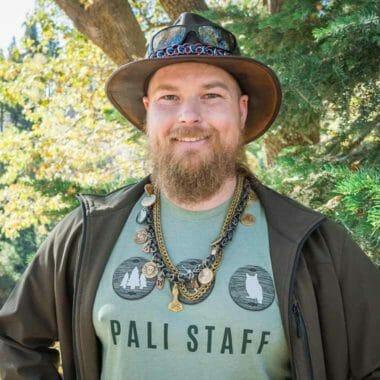 Sean, Pali Institute Instructor
