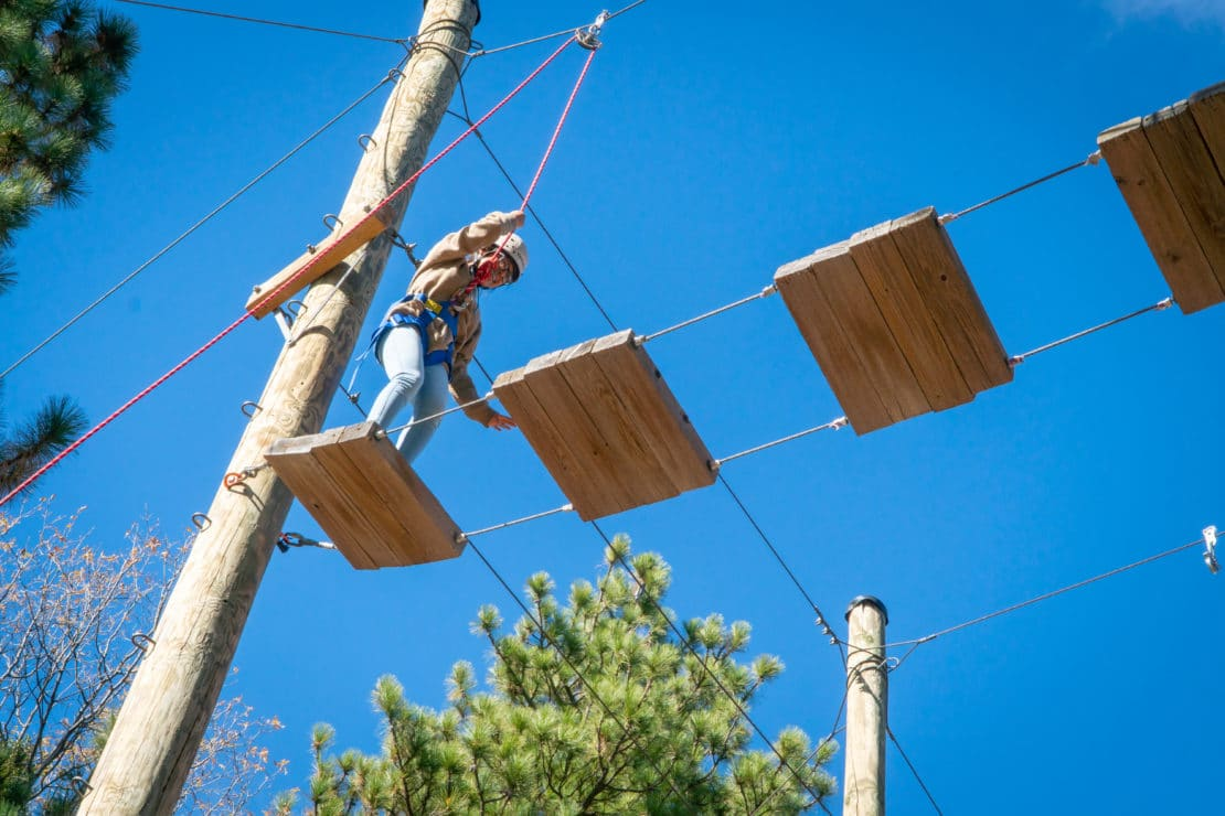 High Ropes.